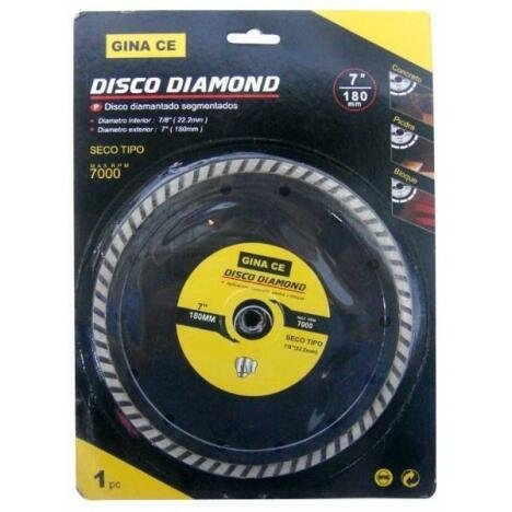 Disc diamantat, Panza flex, 180mm